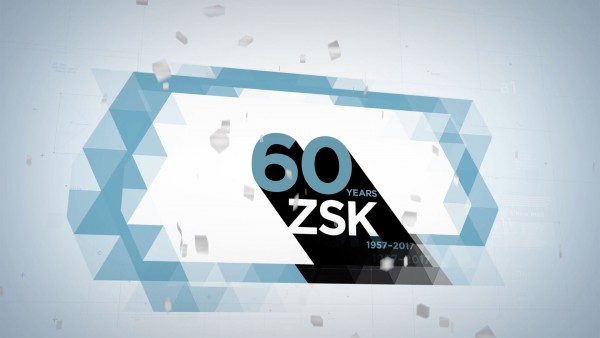 Coperion 60 Years ZSK